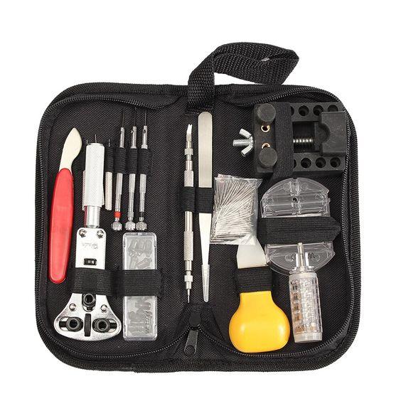 wristwatch building kit